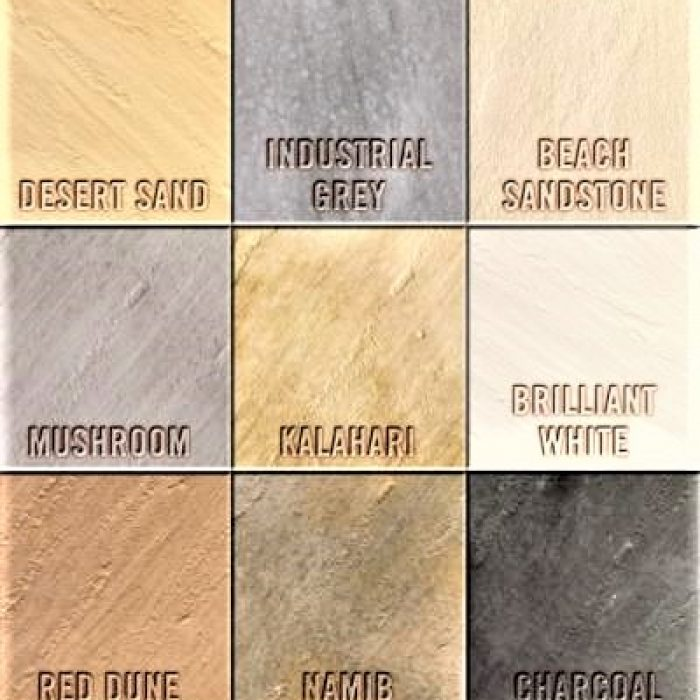 ABOUT OUR COLOUR CHART