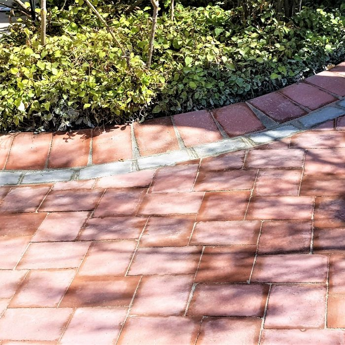 TERRACOTTA ECO PAVER PIC 150mm x 200mm